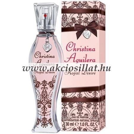 Christina Aguilera Royal Desire parfüm EDP 30ml