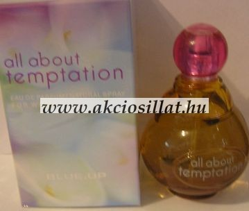 Blue Up - All About Temptation EDP 100 ml