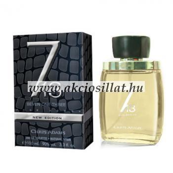 Chris Adams 713 Pour Homme EDT 100ml / Carolina Herrera 212 Men parfüm utánzat