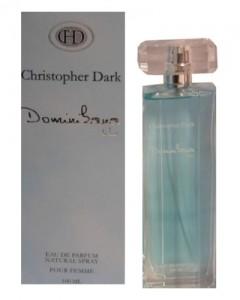 Christopher Dark Dominikana Blue EDP 100ml / Dolce Gabbana Light Blue Dreaming in Portofino parfüm utánzat