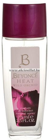 Beyoncé Heat Wild Orchid deo natural spray 75ml