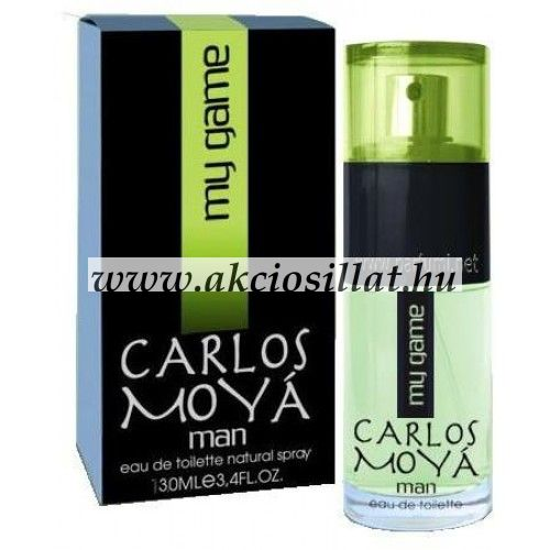 Carlos Moyá My Game parfüm edt 30ml