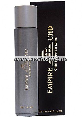 Christopher Dark Empire CHD Man EDT 100ml / Giorgio Armani Emporio Him parfüm utánzat