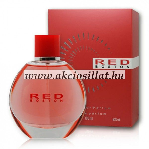 Cote Azur Boston Red EDP 100ml / Hugo Boss Hugo Woman 2015 parfüm utánzat