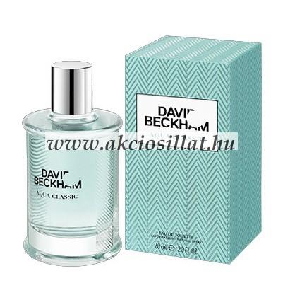 David Beckham Aqua Classic parfüm EDT 40ml