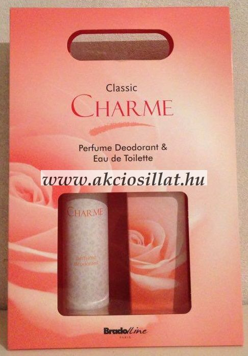 Charme Classic ajándékcsomag