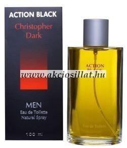 Christopher Dark Action Black EDT 100ml / Adidas Active Bodies parfüm utánzat