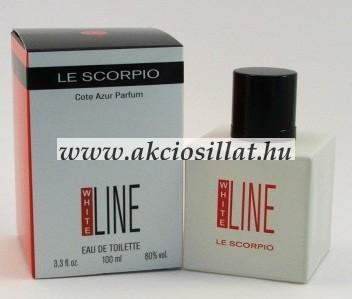 Cote Azur Le Scorpio White Line EDT 100ml / Lacoste Live parfüm utánzat