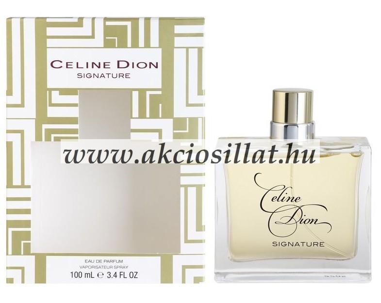 Celine Dion Signature parfüm EDT 100ml