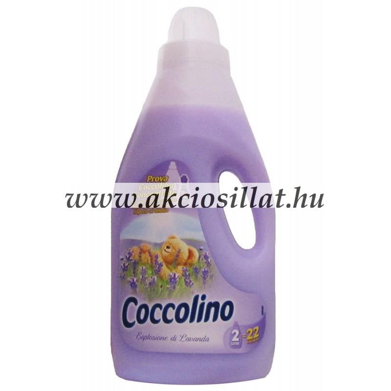 Coccolino Esplosione di Lavanda öblítő 2L