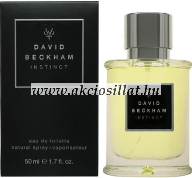 David Beckham Instinct parfüm EDT 50ml