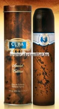 Cuba Blue Special Edition parfüm EDT 100ml