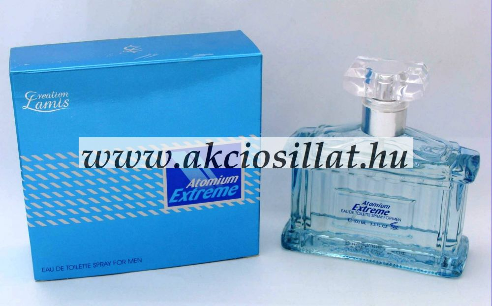 Creation Lamis Atomium Extreme EDT 100ml / Hugo Boss Boss Pure parfüm utánzat