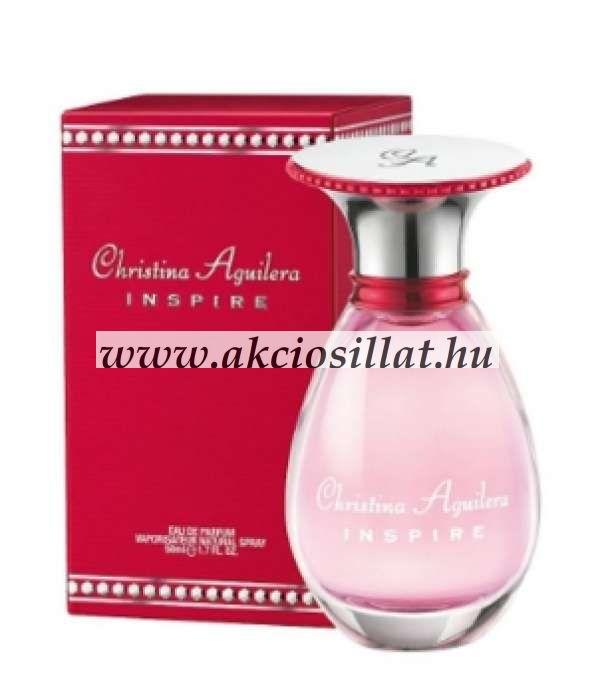 Christina Aguilera Inspire parfüm EDP 50ml