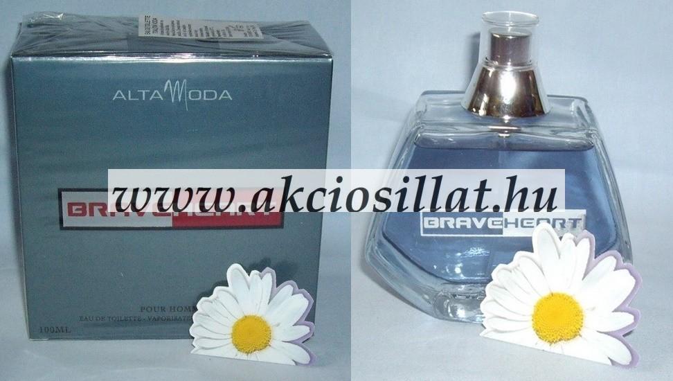 Alta Moda Brave Heart EDT 100ml / Prada Luna Rossa parfüm utánzat